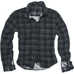Schöffel Herren Durban Hemd (Größe S, Grau)   Hemden> Herren SchöffelSchöffel
