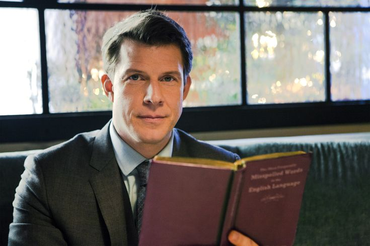 Eric Mabius on His New Hallmark Channel Series Signed, Sealed, Delivered