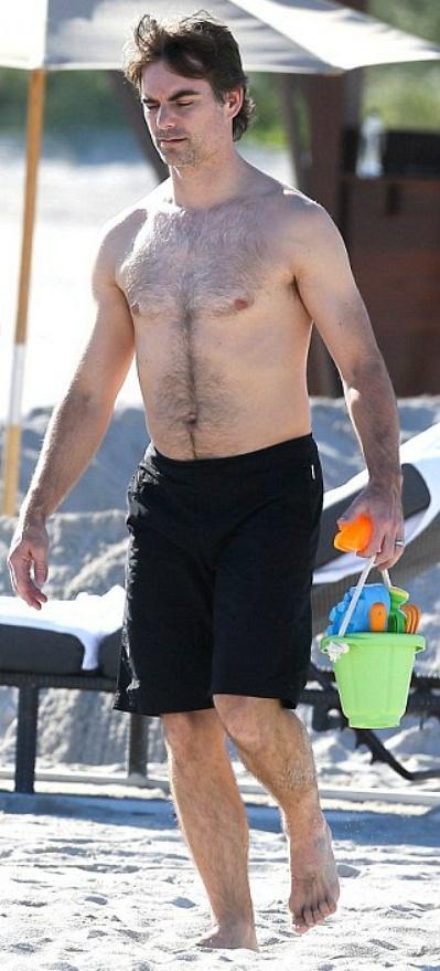 Jeff Gordon, NASCAR Driver (love his beach toys!)