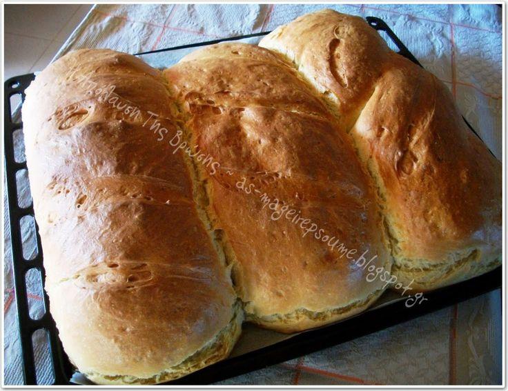 Το ψωμί της εβδομάδος!