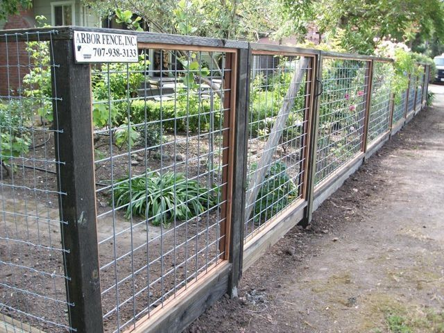17 best HiFiveHog Panel Fence images on Pinterest Arbors Wire