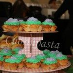 muffin in frosting salato