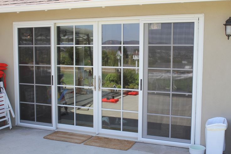 197 best Patio Doors With Style images on Pinterest ...