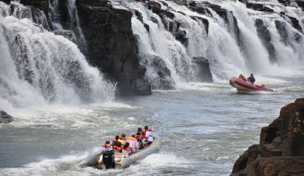 Los Saltos de Moconá, Provincia de Misiones.