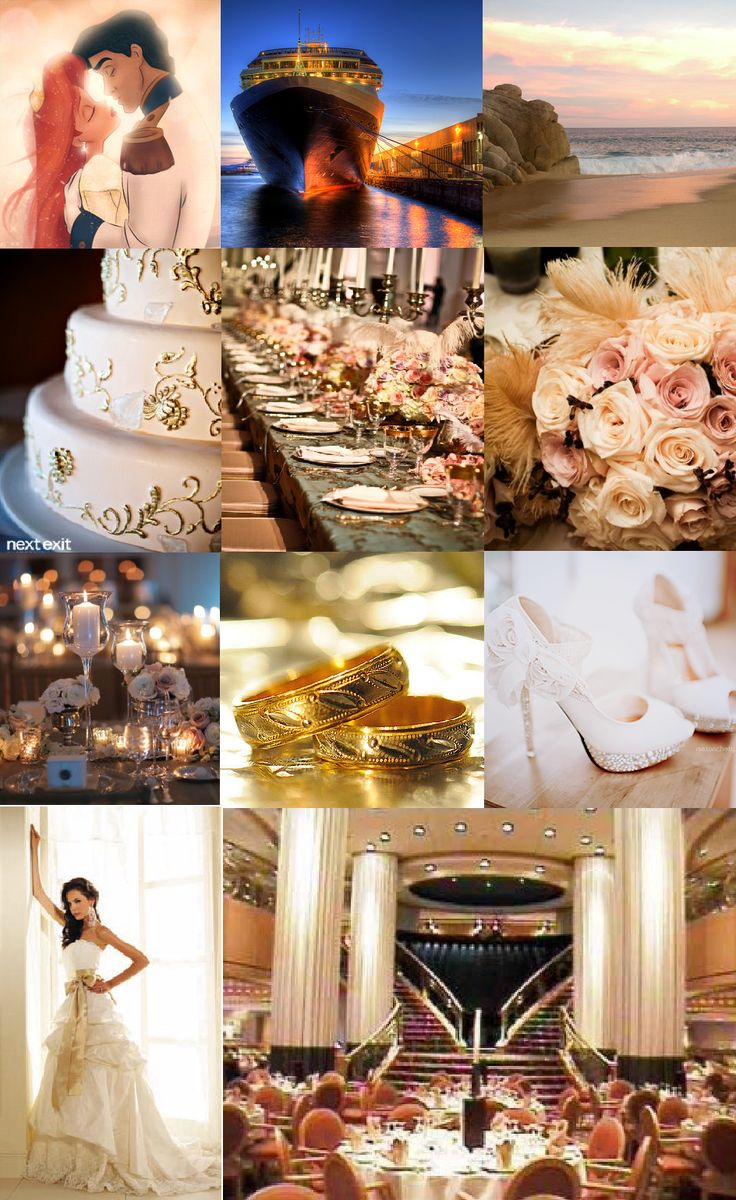 Mermaid Themed Wedding | Magical Wedding Guide: The Little Mermaid Wedding Theme Inspiration