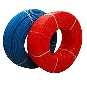 PEX or PEX (Cross-linked Polyethylene Piping): PEX plastic pipe