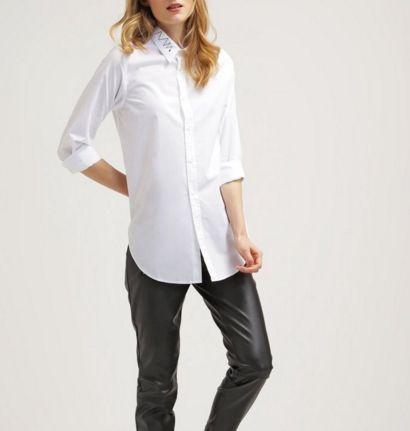 Hope EVA Koszula biała damska white