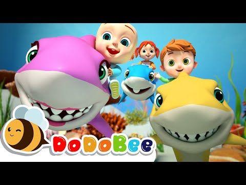 Nursery Rhymes and Kids Songs | DoDoBee | Baby Shark ...