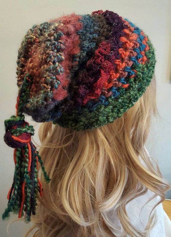 103 best gorros crochet images on Pinterest | Bufandas, Gorros ...