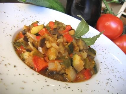 Ratatouille : la recette facile