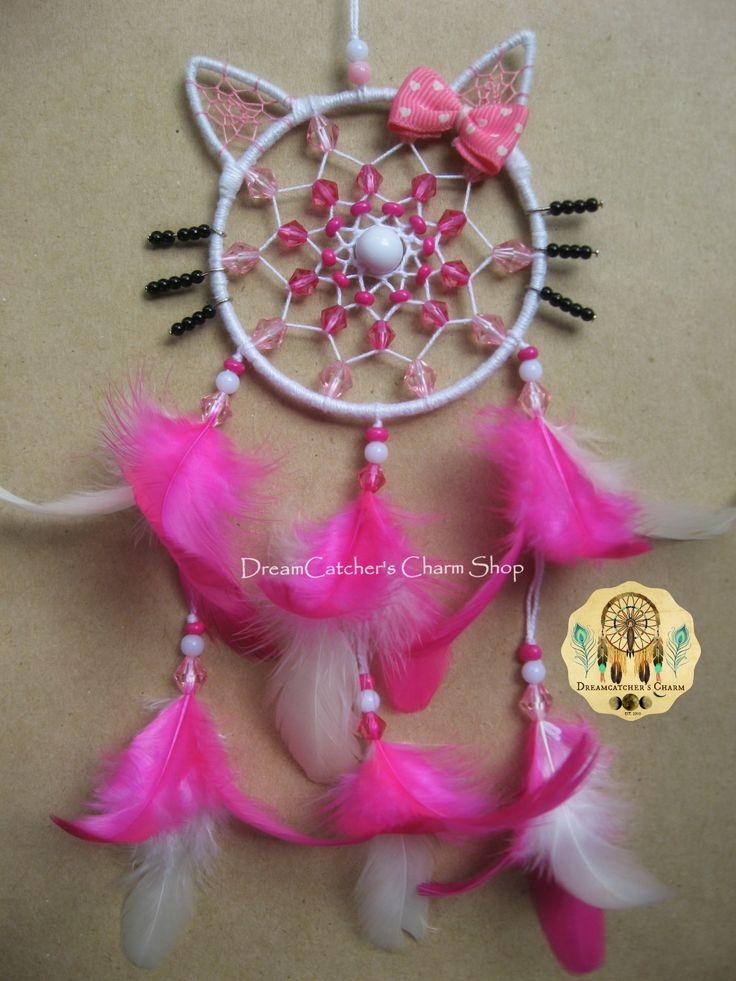 Hello Kitty Dreamcatcher                                                                                                                                                                                 Más