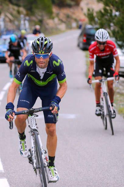 97th Volta Ciclista a Catalunya 2017 / Stage 5  Alejandro VALVERDE / Alberto CONTADOR /  Valls Lo PortTortosa 1014m / Tour of Catalunya /