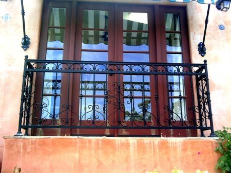 34 best images about SPANISH REVIVAL-RAILINGS-STAIR on ...