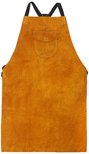 From 13.18 Portwest Sw10 Leather Welding Apron