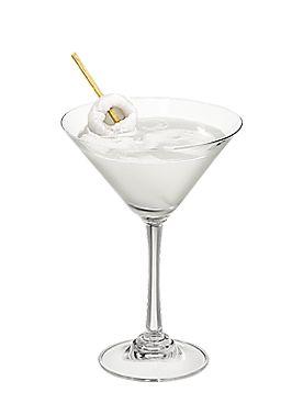 Photo du cocktail Martini litchi