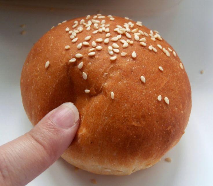 Tu Cocina Te Llama: Pan de Hamburguesa