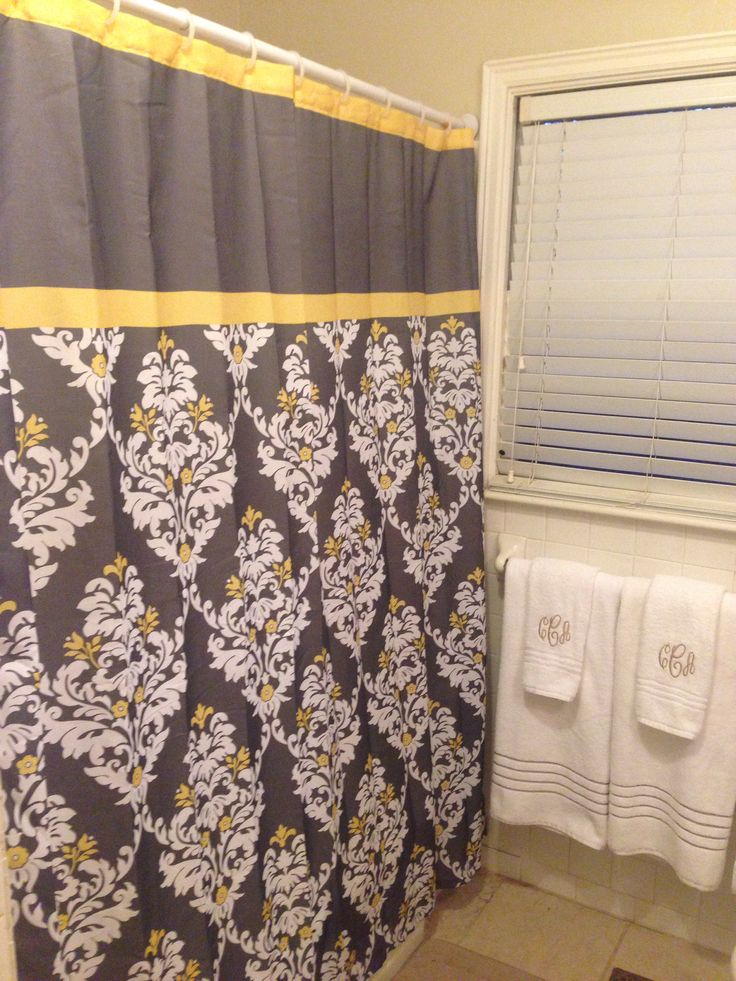 Loving This Shower Curtain I Found At DOLLAR GENERAL!