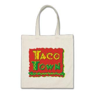 SNL Taco Town's Pizza Crepe Taco Pancake Chili Bag