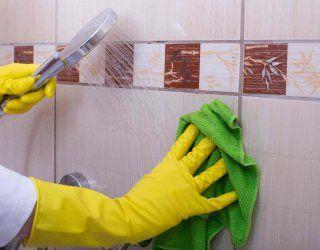 come scrostare il wc e il piatto doccia