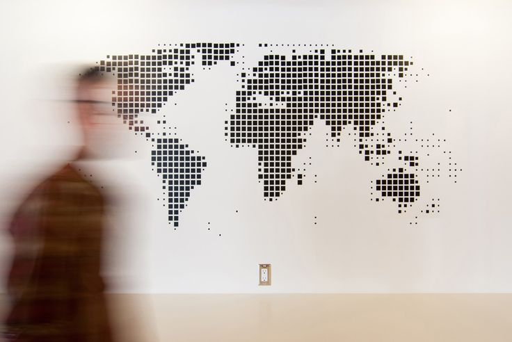 Society Consulting Map Decal