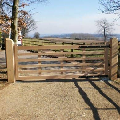How To Build A Driveway Gate Plans Woodworking Projects