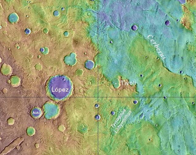 """Un articolo pubblicato sulla rivista """"Icarus"""" descrive le nuove prove della presenza di antichissime attività idrotermali nel cratere Auki su Marte. Un team di scienziati guidato da Filippo Giacomo Carrozzo dell'INAF-IAPS di Roma ha usato immagini e dati spettroscopici raccolti dalla sonda spaziale Mars Reconnaissance Orbiter (MRO) della NASA per individuare strutture geologiche e minerali idrati che confermano quell'ipotesi. Leggi i dettagli nell'articolo!"""