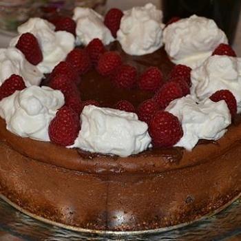 Chocolate Hazelnut Ricotta Cheesecake Recipe - ZipList