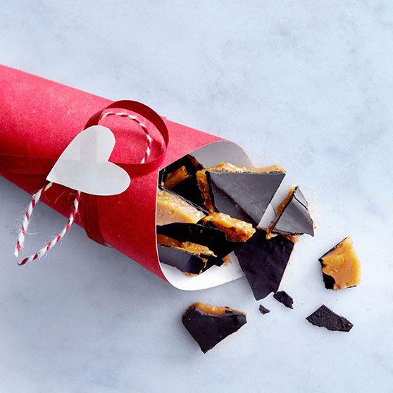 Julknäck med valnötter