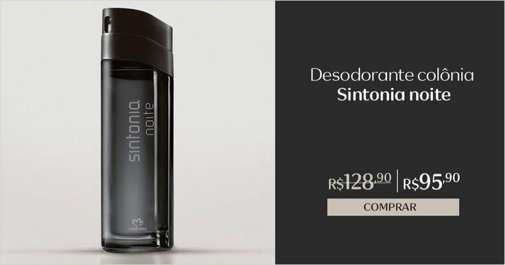 Notas amadeiradas conferem personalidade e modernidade à fragrância do desodorante colônia Sintonia. Aproveite para comprar online com desconto especial.  Sintonia Economize R$33. Promoção válida de 31/05 a 06/06, ou enquanto durarem os estoques.