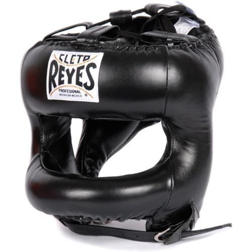 Casque sparring à barre CLETO REYES pour une protection absolue