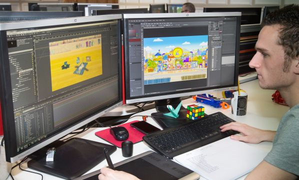 Checking all aspects of the animation bit at a time!
