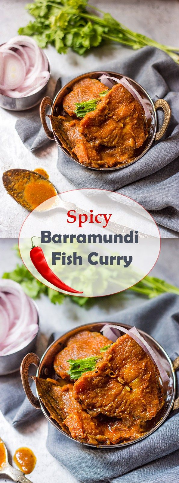 Spicy Barramundi Fish Curry   Not Out of the Box
