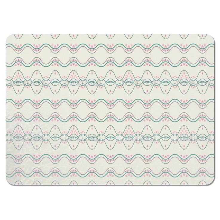 Uneekee Folkloria Cream Placemats