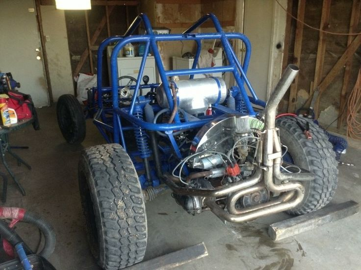 Dune Buggy 1600cc Vw Beetle Motor