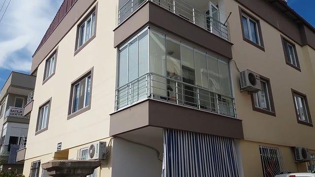 http://antalya-cambalkon.net Antalya Katlanır sürme cam balkon ve Cam Balkon perdesi sistemleri