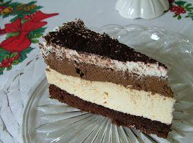 Hozzávalók:     Kakaós tortalap  26 cm átmérőjű:     3 tojás   6 dkg liszt   9 dkg cukor   1 evőkanál kakaópor   1 csapott mokkáskan...