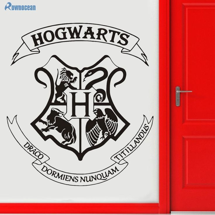 Harry Potter Hogwarts School Badge Removable Wall Stickers //Price: $0.00 & FREE Shipping //     Buy one here---> http://hogwartsgiftstore.com/index.php/product/harry-potter-hogwarts-school-badge-removable-wall-stickers/    Follow us on instagram @hogwartsgifts    #harrypotterfans