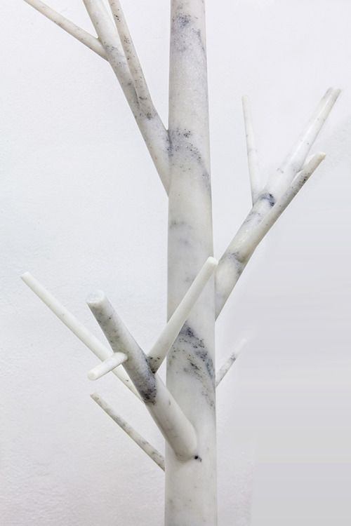 Ai Weiwei,Marble Tree, 2012,[via the absolute PHOTOGRAPHY blog…]