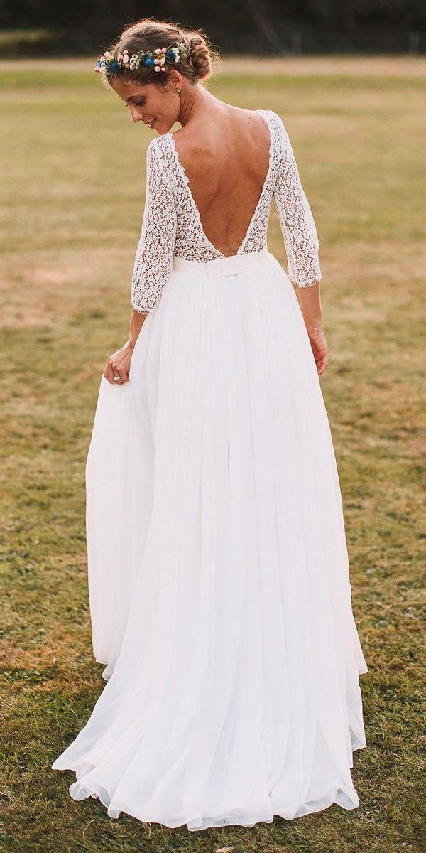 Böhmische Hochzeitskleid-Ideen, die Sie suchen ❤ Mehr sehen: www.weddingforwar