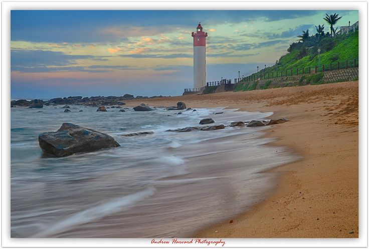 lighthouse umhlanga rocks - Google Search