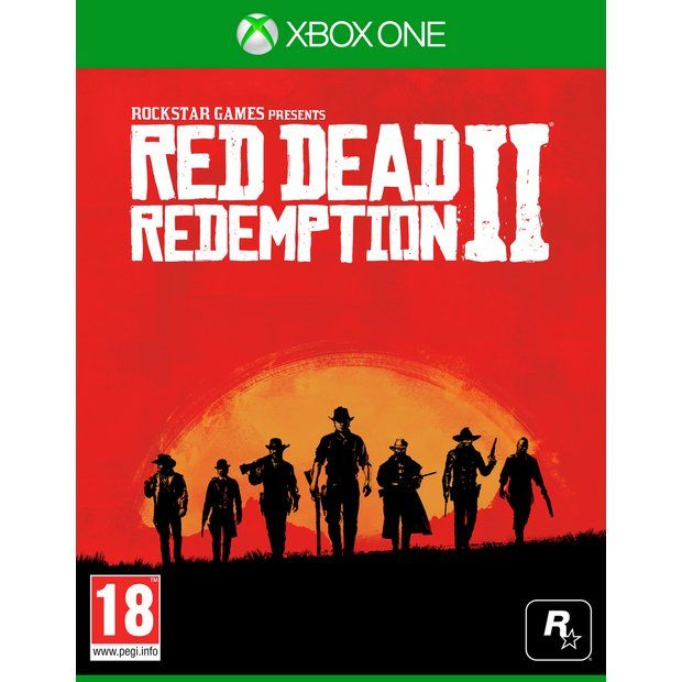 Buy Red Dead Redemption 2 Xbox One Pre-order Game at Argos.co.uk - Your Online Shop for Xbox One games, Xbox One, Video games and consoles, Technology.
