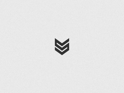 would be great for an SS logo.    Dribbble_arrow