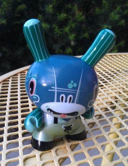Превью новой серии Dunny 2013 / Виниловые игрушки / Всё о дизайнерских виниловых игрушках - Vinyltoys.kz