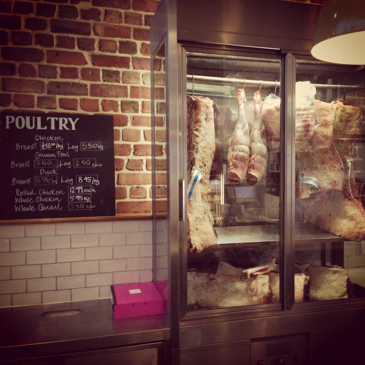 Meat @ Ruby & White Butchers, Bristol #whiteladies #rubywhite #butchers #meat