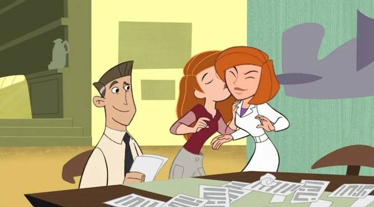 Why We Want To Be Kim Possible.   Kim Possible at home - Got Toon-Game Scribe? http://gottoon-gamescribe.blogspot.com