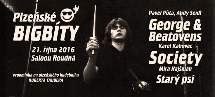 bigbít koncert Plzeň hudba zábava