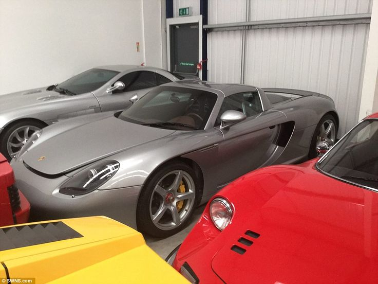 magine having this treasure trove of cars hidden away, and they are in such good condition.27 vehicles worth £20million is sold in one of Britain's biggest ever deals. Read the full story here http://ow.ly/PYtlT