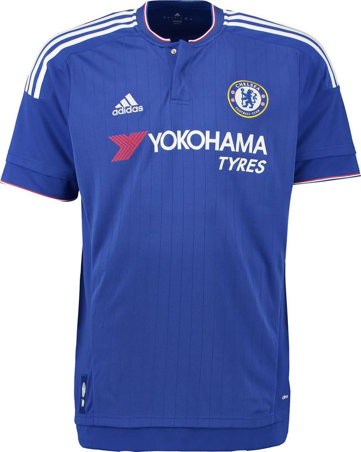 ... Third White Soccer Jersey Chelsea 16-17 Cheap Home Blue Find this Pin  and more on Favourite Soccer Jerseys. Chelsea Football Club Home Jersey  2015 ... bc2a383ae
