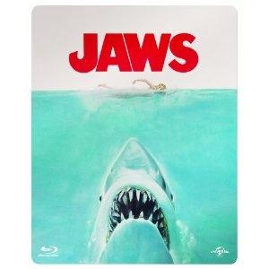 reuse original artwork: Ace Blu, Reuse Original, British Steelbook, Ray Covers, Jaws The Original