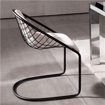 Minotti Cortina Dining Chair   Style # Cortina, Modern Dining Chairs    Contemporary Dining Chairs